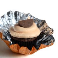 Terry's Chocolate Orange Inspired Cupcake Recipe