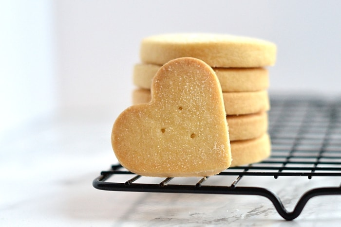 Shortbread - There's nothing quite like a traditional all-butter shortbread and this recipe has been perfected to give you a fool-proof, crumbly Scottish biscuit.