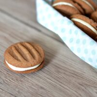 Hungarian Chocolate Biscuits