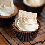 Caramac Cupcakes