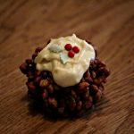 Crispy Christmas Puddings
