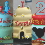 Cakes of Birthdays Past