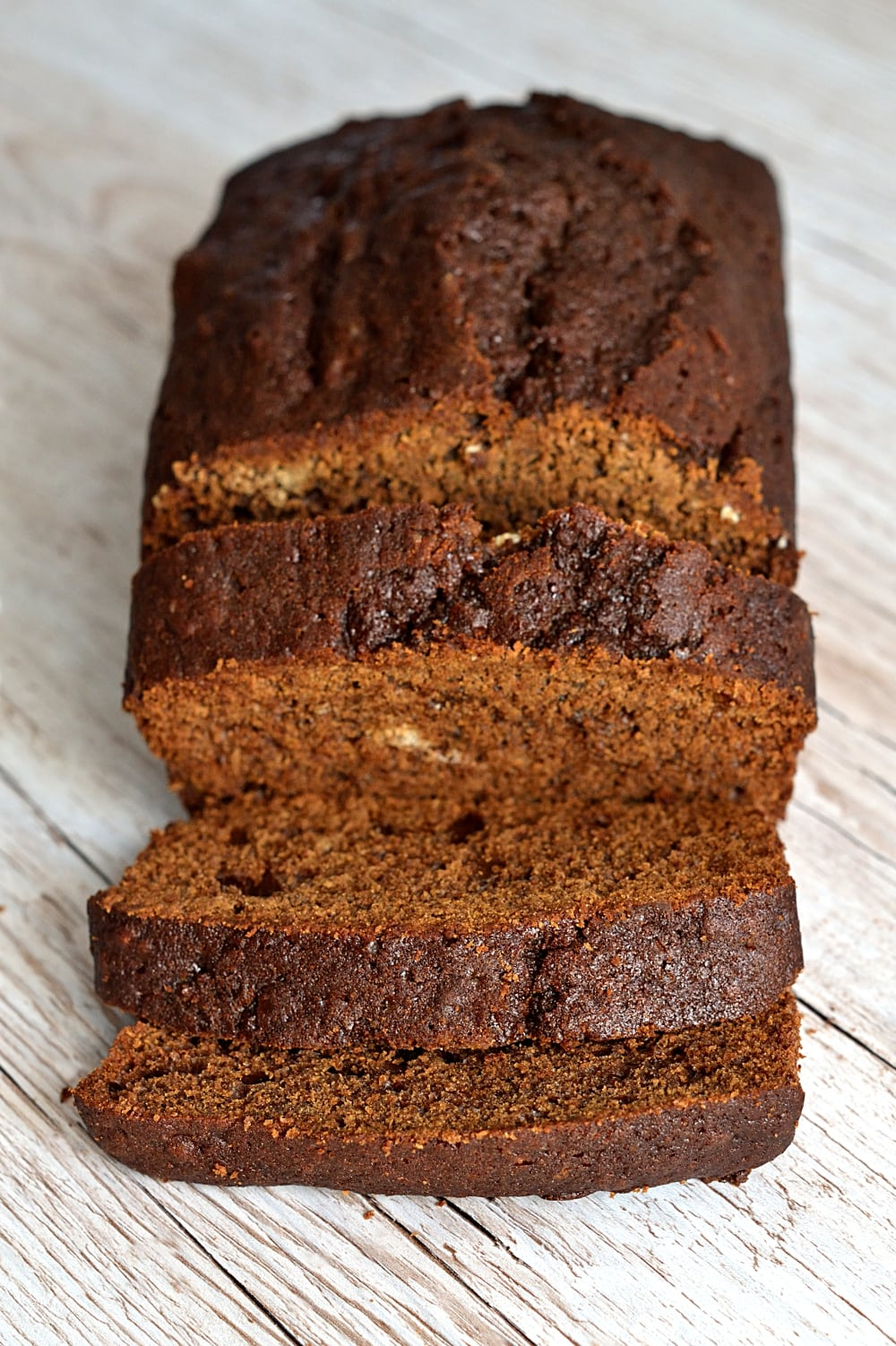 Gingerbread Loaf Cake recipe from Baking with Granny. Classic British recipe for gingerbread cake.
