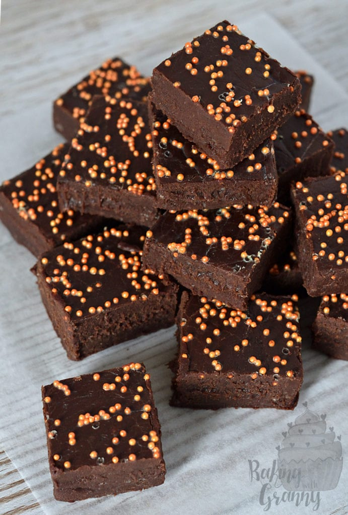 Chocolate Orange Fudge recipe for the slow cooker